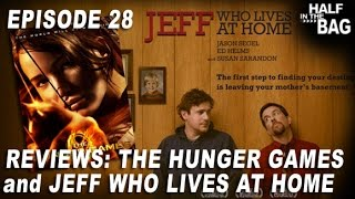 Video Half in the Bag Episode 28: The Hunger Games and Jeff Who Lives at Home MP3, 3GP, MP4, WEBM, AVI, FLV Mei 2018