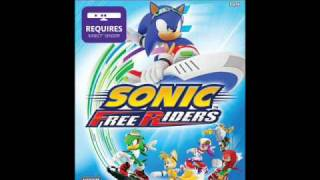 Download Lagu Free by Chris Madin (Theme of Sonic Free Riders) Mp3
