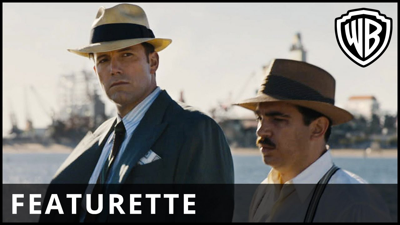 The American Dream has a Price in Ben Affleck's Prohibition-Era 'Live By Night' [Featurette] with Ensemble Cast
