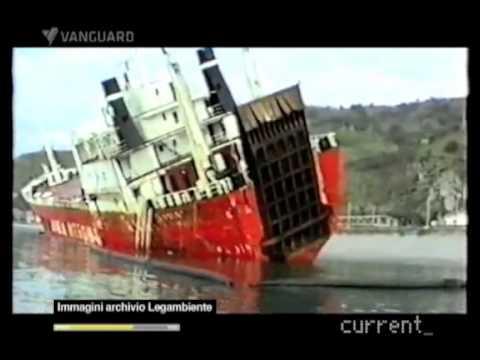 Le navi dei veleni