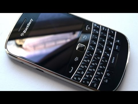 Blackberry 9900 из Китая 20.03.2016 год China Aliexpress