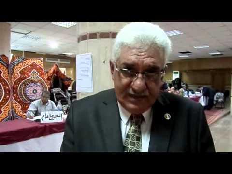 عصام حسين يترشح لمقعد القطاع العام