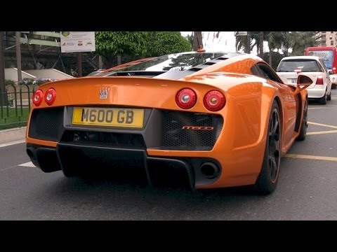 650bhp Noble M600 Twin Turbo V8 Sound