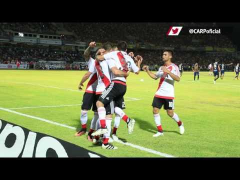 Segundo gol de Alario en la final