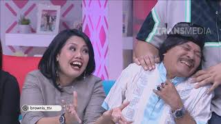 Video BROWNIS - Begini Reaksi Igun Waktu Ayu Digodain Pak Bolot (19/11/18) Part 3 MP3, 3GP, MP4, WEBM, AVI, FLV Juni 2019