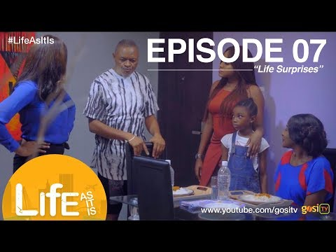 Life As It Is S1E7 - Life Surprises