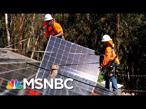 Harwood: President Trump Tariffs Will Protect Some Jobs, But Raise Prices | Velshi & Ruhle | MSNBC