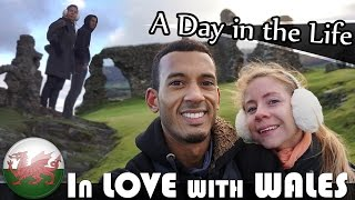 Llangollen United Kingdom  City pictures : VISIT WALES - EXPLORING LLANGOLLEN & DINAS BRAN - UK DAILY VLOG (ADITL EP139)