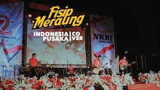 Fisip Meraung - Indonesia Pusaka (Cover) live at Apresiasi Musik Kebangsaan 2017
