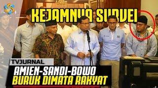 Video SURVEI TERBARU ! 3 TOKOH JEBLOK DIMATA MASYARAKAT ? AMIEN-SANDI-PRABOWO MP3, 3GP, MP4, WEBM, AVI, FLV Januari 2019