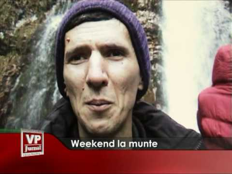 Weekend la munte