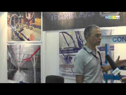 Conveyor Teknik at Surface & Coating Expo 2016
