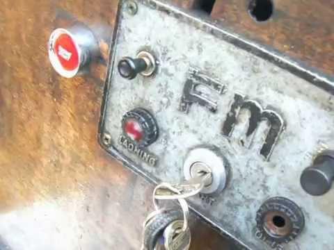 Fm -motor modell s 22 (видео)