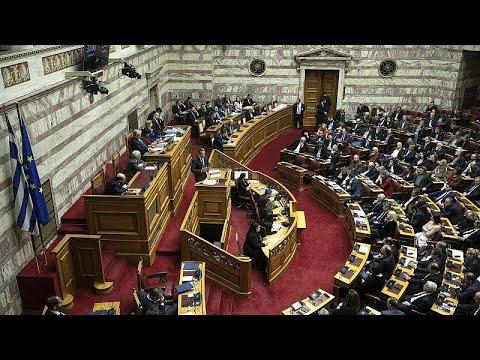 Στις 22 Ιανουαρίου η πρώτη ψηφοφορία για την εκλογή Προέδρου της Ελληνικής Δημοκρατίας…