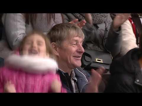 16 ноября. Чемпионат ВХЛ. ХК «Рубин» - «Лада» (3:2). Видеообзор