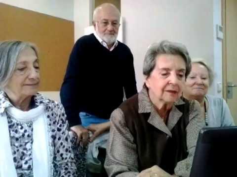 Watch videoCarta de abuelos de niños con síndrome de Down a otros abuelos