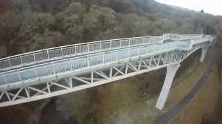 Tavistock United Kingdom  city pictures gallery : FPV Quadcopter Gem Bridge Near Tavistock, Devon UK