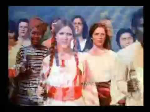 Coca Cola TV Commercial - I'd Like To Teach The World To Sing ...