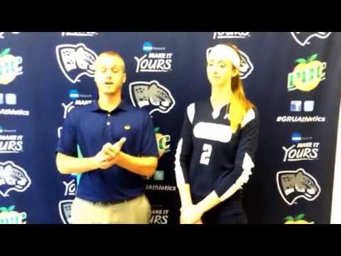 VB Interview: Katie Beresford On Senior Day!