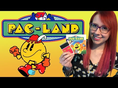 PAC-LAND (TurboGrafx-16) Erin Plays