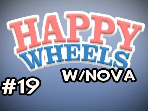 Happy Wheels w/Nova Ep.19 - Never Let Go Video