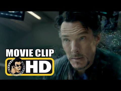 DOCTOR STRANGE (2016) Movie Clip - Astral Projection HD