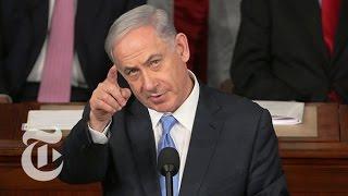 Benjamin Netanyahu Speech To Congress 2015 [FULL] | Today On 3/3/15 | New York Times