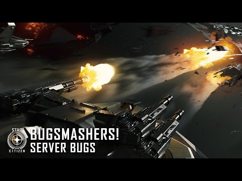 Star Citizen: Bugsmashers! — Сервер богов