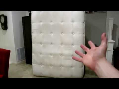 How To Remove Yellow Stains Off A Mattress - Pee Stains Sweat Stains