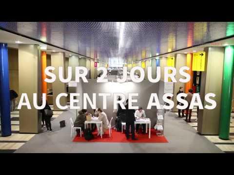Le forum des formations de l'université Paris 2 Panthéon-Assas