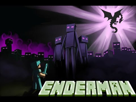 Minecraft il film - Enderman