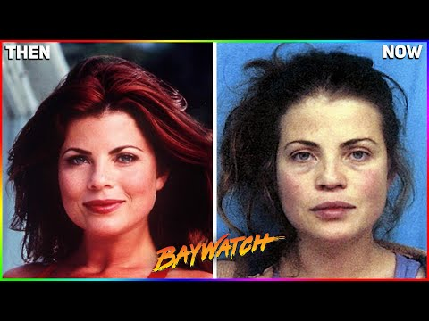 TOP 10 Cast of BAYWATCH TV SERIES THEN and NOW