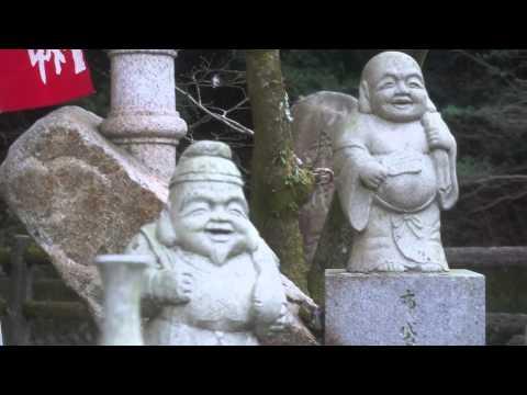 Seven Lucky Gods [Japan] such as Daikokuten-Bishamonten Ebisu customers, Benten like