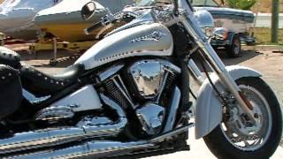 6. 2007 Kawasaki Vulcan 2000