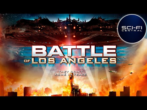 Battle Of Los Angeles   Full Action Sci-Fi Movie