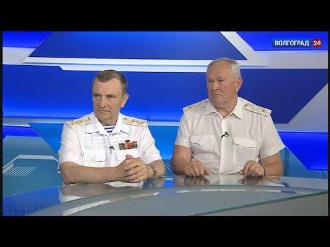 Иван Дырман, председатель ДОСААФ Беларуси, генерал-майор. Александр Колмаков, председатель ДОСААФ России, генерал-полковник