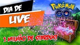 Gastando 1.000.000 Stardust no  Pokémon GO by Pokémon GO Gameplay