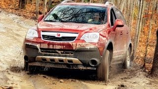 2008 Saturn Vue - Drive Line Review - CAR And DRIVER