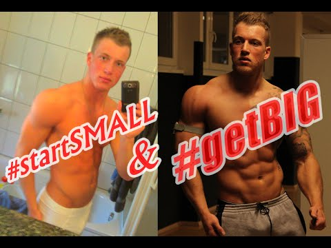 [Video] Schmale Schulter Fitness – Start Small & Get BIG – Kraftsportmotivation für Teenager!