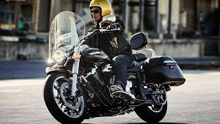 9. 2016 Yamaha V Star 950 Tourer : Total Touring Cruiser Package