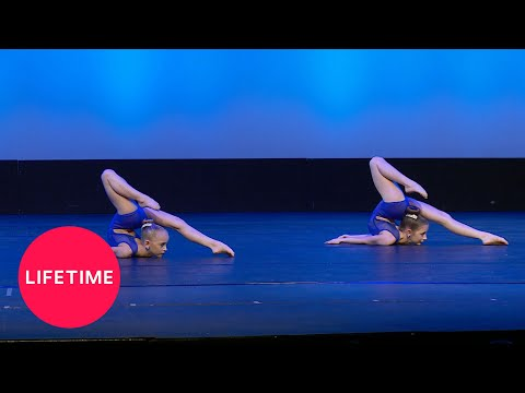 "Dance Moms: Full Dance: Elliana & Lilliana's ""Oceans 2"" Duet (Season 7, Episode 15) 