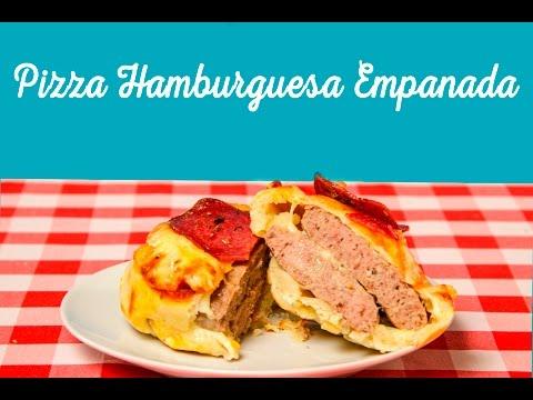 El mejor invento de la vida: La gloriosa Pizza Hamburguesa Empanada