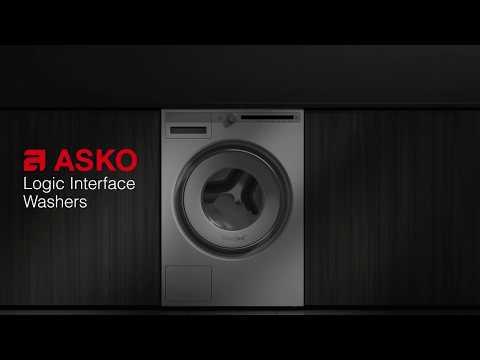 ASKO Washing Machine - Logic interface
