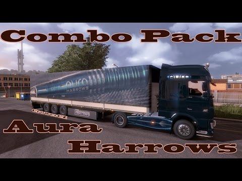 Combo Pack - DAF XF Euro 6 1.14.X