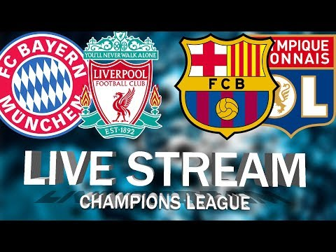 LIVE-STREAM | CHAMPIONS LEAGUE BAYERN MUNICH Vs LIVERPOOL | LIVE COMMENTARY AND STUDIO