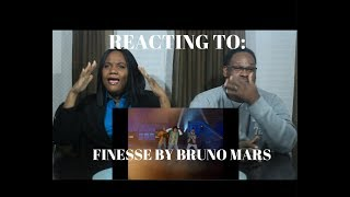 Video REACTING TO Bruno Mars - Finesse (Remix) [Feat. Cardi B] (Official Video) MP3, 3GP, MP4, WEBM, AVI, FLV Februari 2018