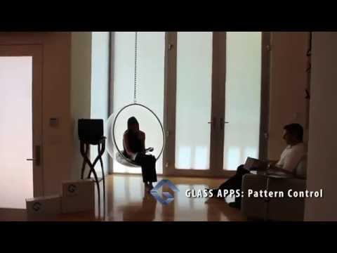 Automação Residencial com vidro polarizado