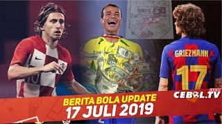 Video Milan Usahakan Transfer Modric 🔴 Plakat Griezmann Dirusak Suporter 🔴 Legenda Milan terlilit Utang MP3, 3GP, MP4, WEBM, AVI, FLV Juli 2019