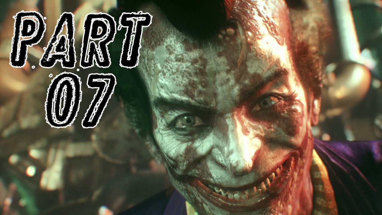 Batman: Arkham Knight – 07 – Joker lebt?