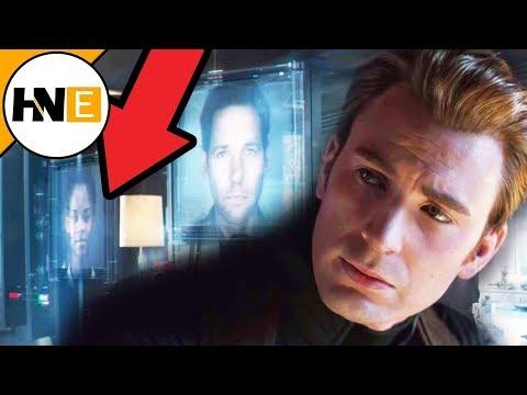 Avengers: Endgame Trailer BREAKDOWN & Things You Missed